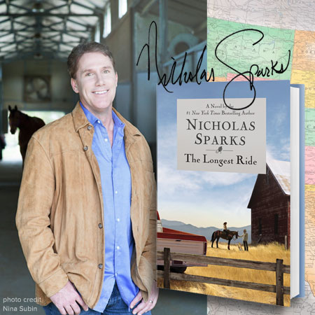 "Book Review: ""The Longest Ride"" by Nicholas Sparks 