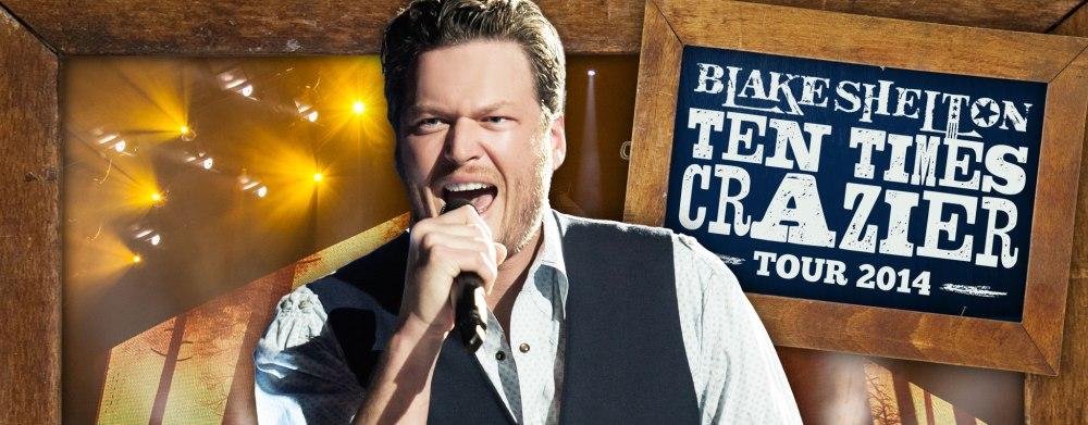 My Life Update #5 | Blake Shelton Ten Times Crazier Tour (1/4)