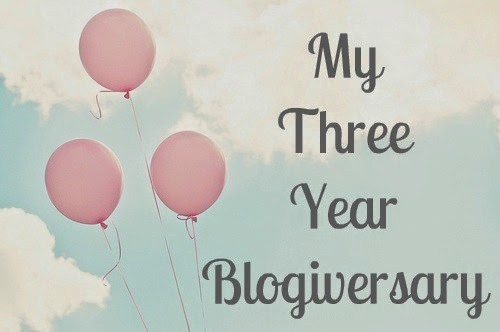 3-year blogiversary